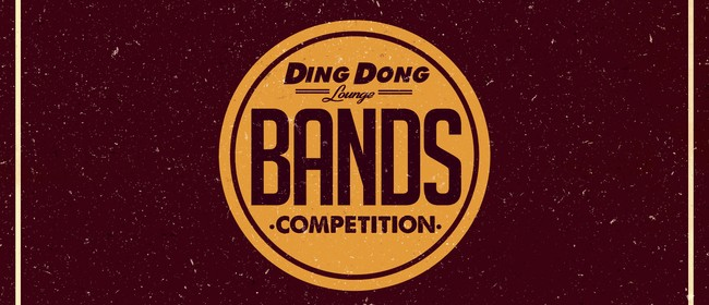 Ding Dong Lounge Bands Competition Heat 4