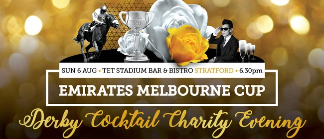 Emirates Melbourne Cup Derby Cocktail Charity Evening
