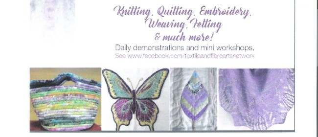 Textile and Fibre Arts Exhibition