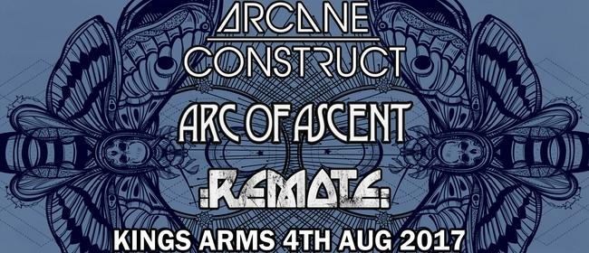 Arcane Construct, Arc of Ascent, Remote