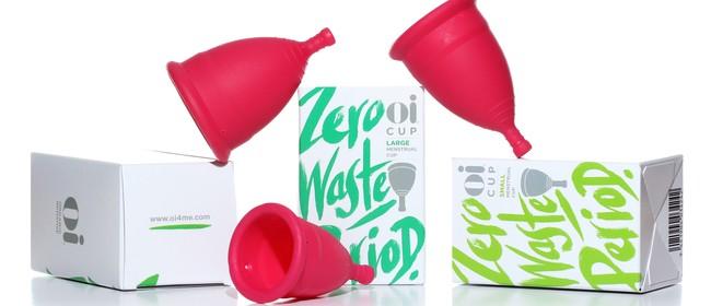 OI Zero Waste Cup Media Launch