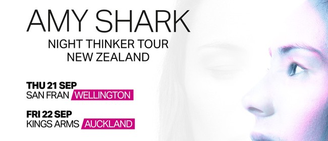 Amy Shark Night Thinker Tour