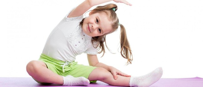 Holiday Programme: Yoga for Kids