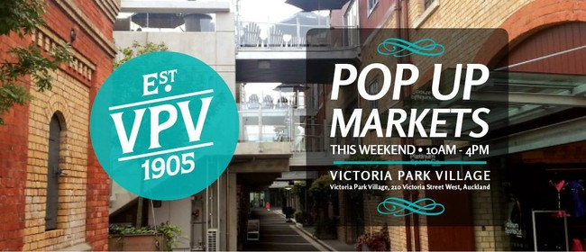 VPV Pop UP Markets & Village Fair