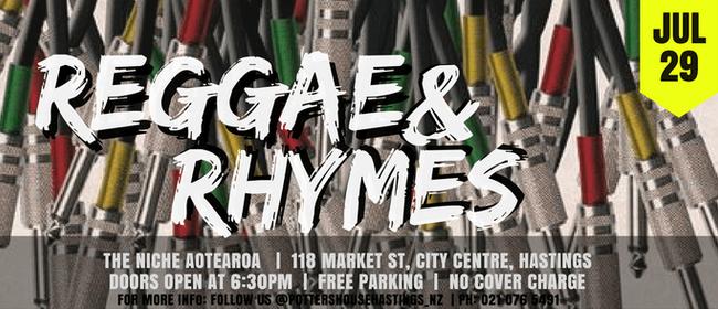 Reggae & Rhymes Concert