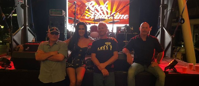 Pinetree Arms Hosts the Rock Machine Show
