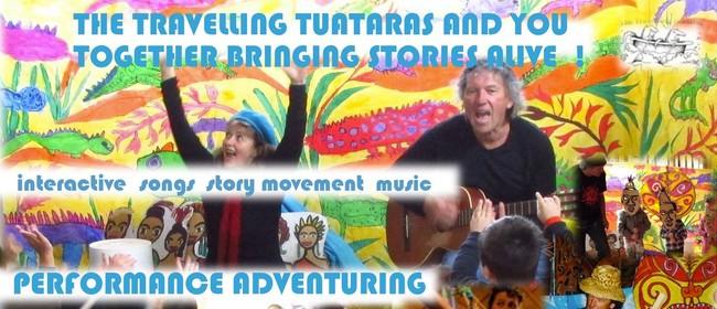 Travelling Tuataras - Storytellers