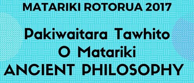 Pakiwaitara Tawhito O Matariki