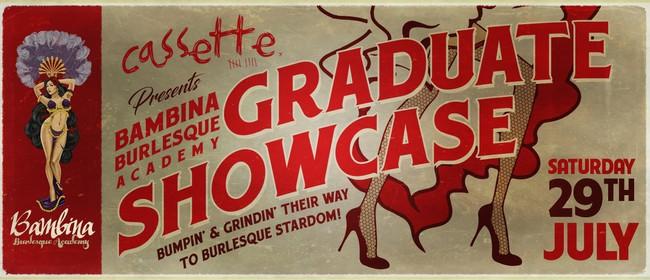 Bambina Burlesque Graduate Showcase