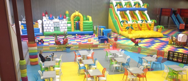 Indoor Playground and Kafe 1-12