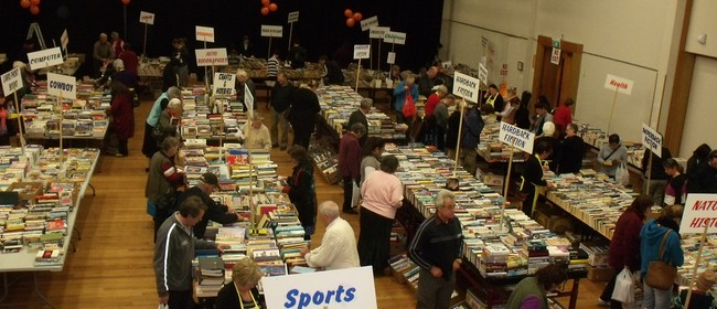 Whangarei Zonta Clubs Annual Great New Zealand Book Sale