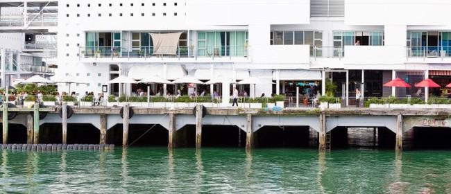 Princes Wharf Progressive Dinner
