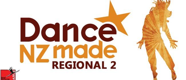 DanceNZmade Interschool Competition Regional 2