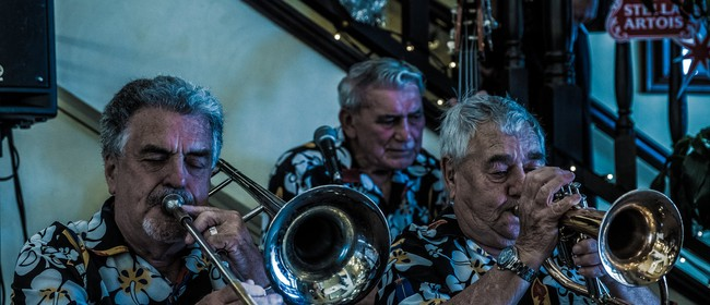 Easy Listening Jazz With the Society Jazzmen