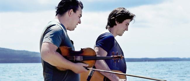Instrumental Duo In2strings Performing