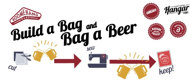 Build a Bag and Bag a Beer