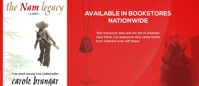 The Nam Legacy Book Signing