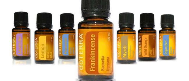 Natural Healing With DoTerra