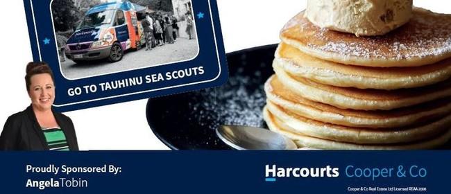 Tauhinu Sea Scouts Pancake Breakfast
