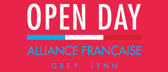 Alliance Française Open Day