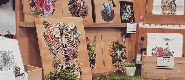 Crafternoon - Tea Market (Mt Eden)
