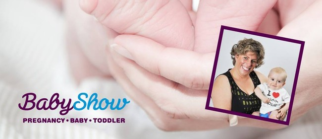 Auckland Baby Show - The Nappy Lady Trial packs
