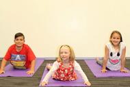 Kids Animal Yoga