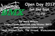 Wainuiomata BMX Have-A-Go - Open Day