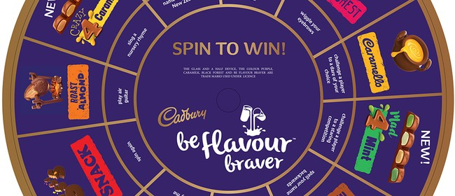 Cadbury's Flavour Braver Wheel Tour