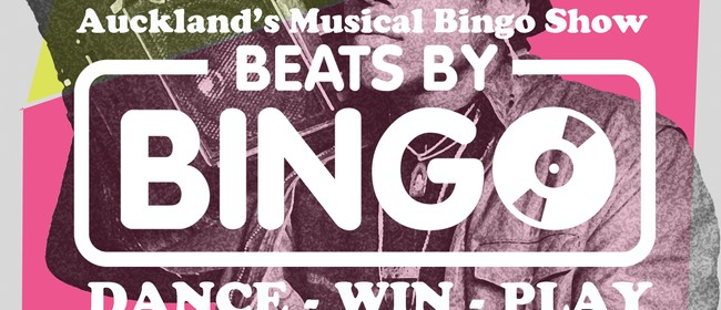 Beats By Bingo: CANCELLED