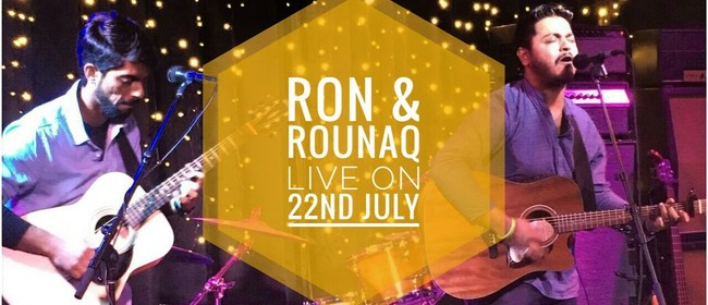 Unplugged With Ronaq and Ron