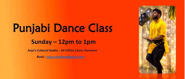 Punjabi Dance Weekend Class