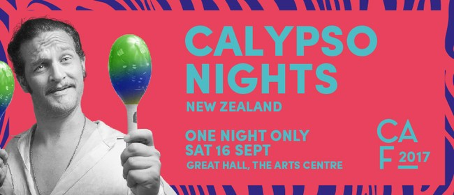 Christchurch Arts Festival - Juan Vesuvius In Calypso Nights