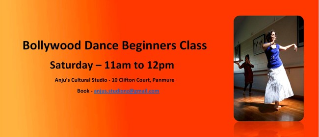 Bollywood Dance Beginner's Class
