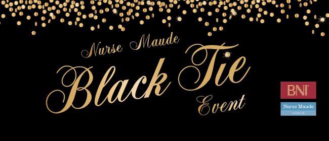 Nurse Maude Black Tie Charity Event