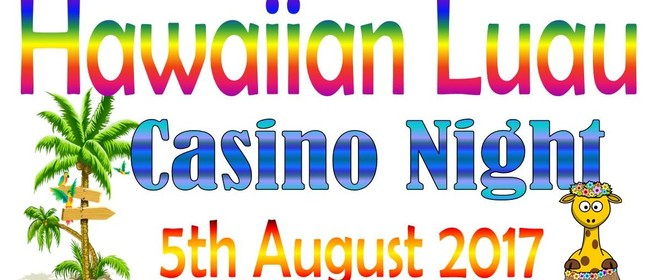 Hawaiian Luau Casino Night