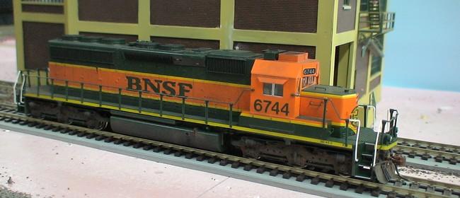 WBS Model Train Show