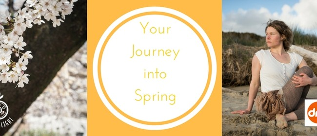 Your Journey into Spring – A Five Week Dru Yoga Experience