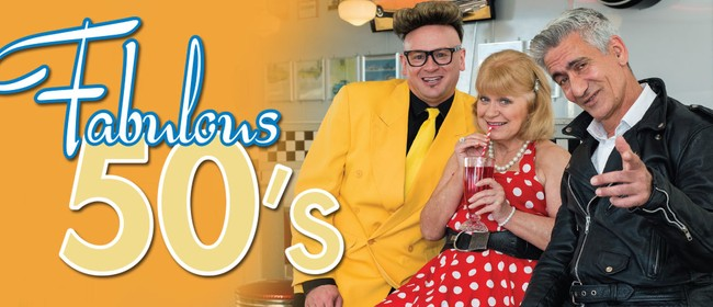 Operatunity Presents: Fabulous 50's: SOLD OUT