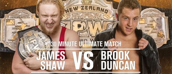 Impact Pro Wrestling: Ultimatum