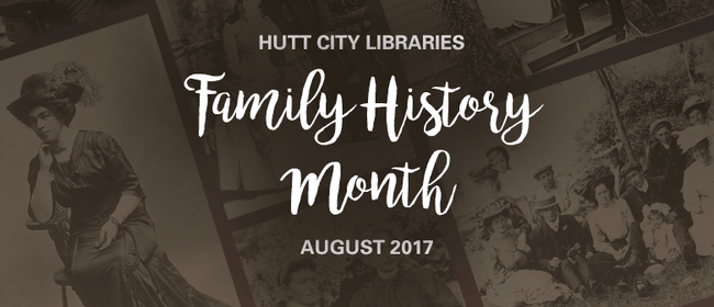 Family History Month - Getting Started with Oral History