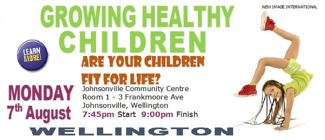 Growing Healthy Children Talk