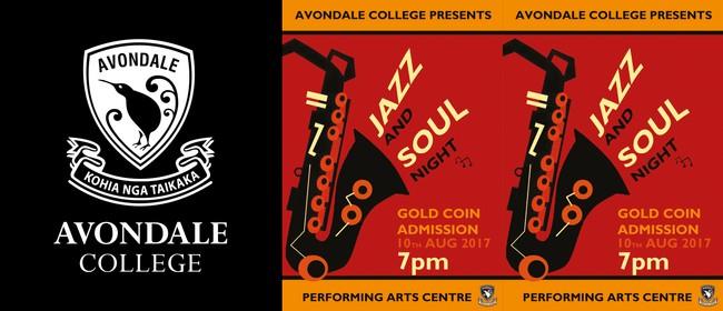 Avondale College Jazz & Soul Night