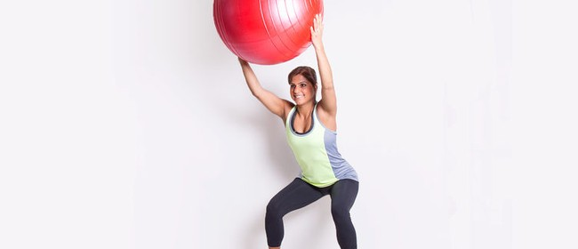 Flexi Ball - Work Out With a Swiss Ball