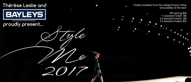 Style Me 2017 - Rangitoto College Fashion Show