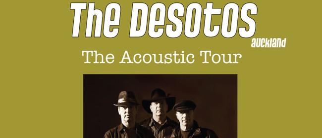 The DeSotos - Acoustic Tour