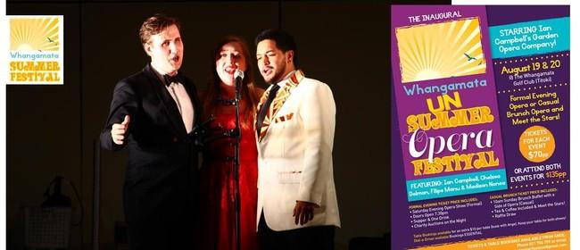 Whangamata UN-Summer Opera Festival