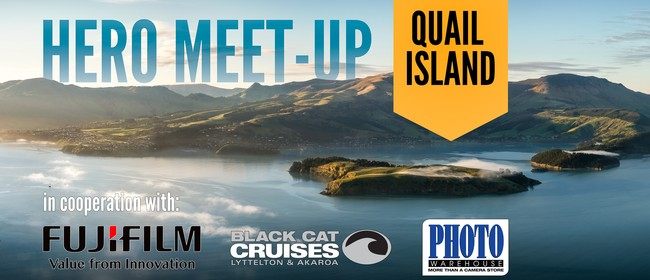 Hero Meet-Up on Quail Island: CANCELLED