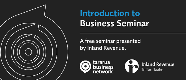 Introduction to Business Seminar