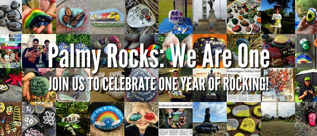 Palmy Rocks: We Are One - Photo Exhibition